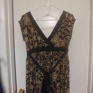 London Times sz 14 dress, sleeveless